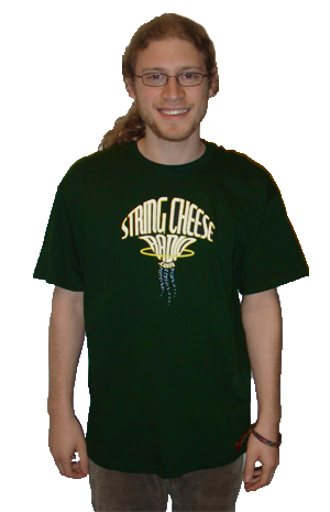 String Cheese Radio Tshirt