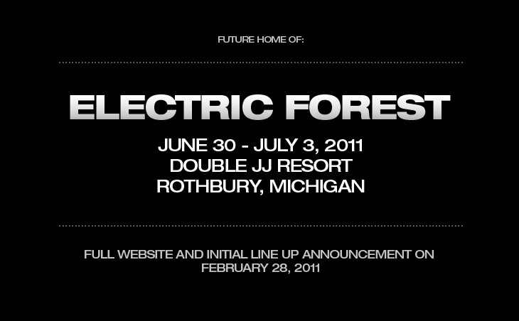The Electric Forest Festival 2011