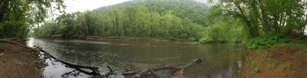 Delfest Potomac River