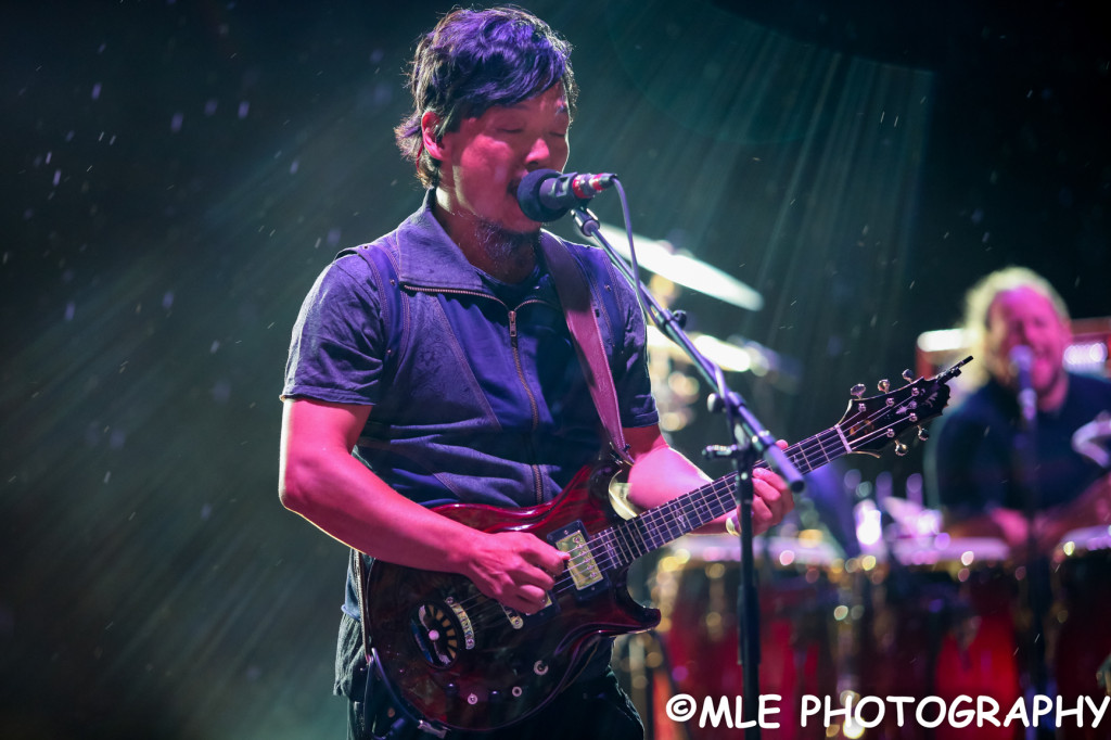 Michael Kang - String Cheese Incident Red Rocks 2015